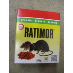 Ratimor granule 200 g