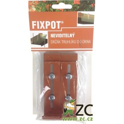 Držák na truhlík parapet Fixpot (2 ks) T