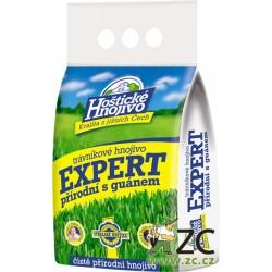 Hnojivo trávníkové Expert s guanem 2,5 k