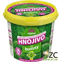 Hnojivo na buxusy 1,4 kg kbelík