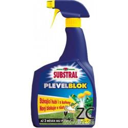 Plevelblok - 1 l rozprašovač