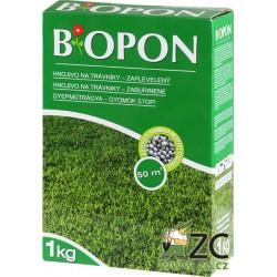 Bopon trávník.hnojivo zaplevelený 1 kg