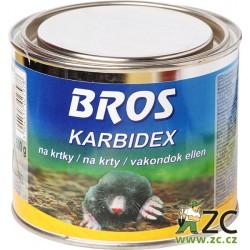 BROS karbidex na krtky