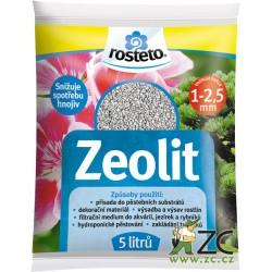Zeolit Rosteto 1-2,5 mm  5l