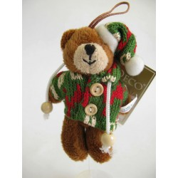 Medvídek kabát 11 cm