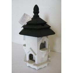 Lampa dřevěná holubník 29x34 cm