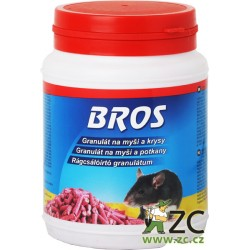 BROS - granule na myši 500 g (20x25g)