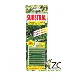 Substral - tyčinky zelené 30 ks