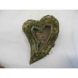 Srdce kůra 30 cm