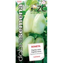 Paprika roční zeleninová Boneta DS
