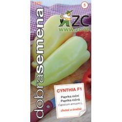 Paprika roční zeleninová Cynthia F1 DS
