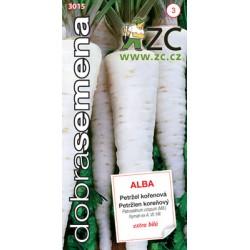 Petržel zahradní kořenová  Alba DS