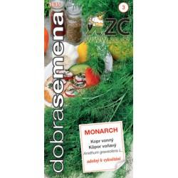 Kopr vonný Monarch DS
