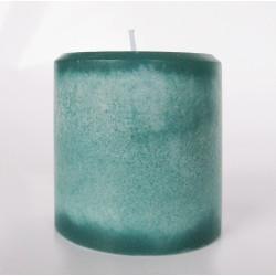 Svíčka  válec 7x7 cm 3 barvy mix