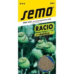 Mák setý Orel 2g - série RACIO