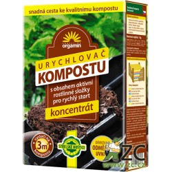 Urychlovač kompostu 1kg koncentrát