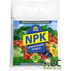 NPK 2,5 kg ZC