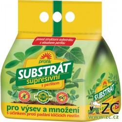 Substrát výsevní supresivní Forestina 5l