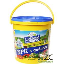 NPK 8 kg hoštické s guanem