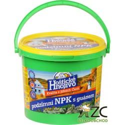 NPK 4,5 kg hoštické podzimní