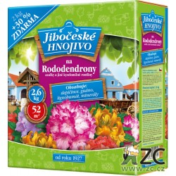Jihočeské hnojivo Azalky a rododendrony