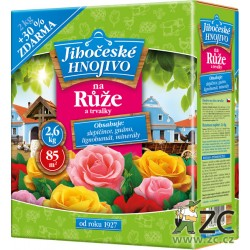 Jihočeské hnojivo Růže a trvalky 2 kg