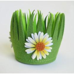 Filc květináč