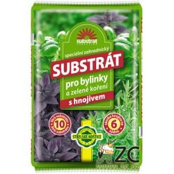 Substrát pro bylinky Forestina 10 l