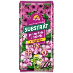 Substrát pro surfinie Forestina 20 l